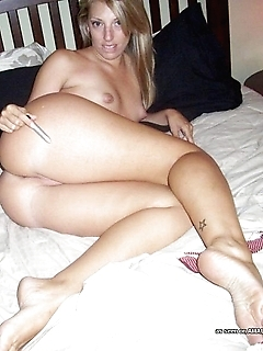 Kinky blonde wife